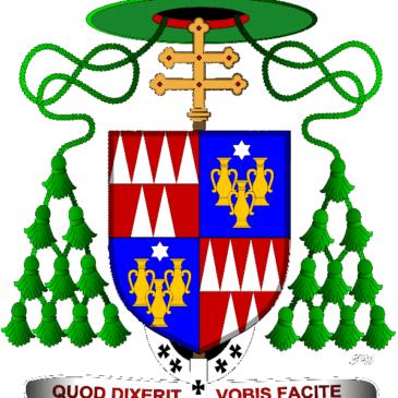 Modlitba olomouckého arcibiskupa Jana Graubnera